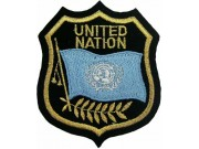 United Nation Shield Flag