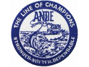 ANDE - THE LINE OF CHAMPIONS PATCH