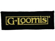GLOOMIS FISHING SPORT EMBROIDERED PATCH #02