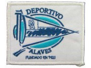 DEPORTIVO ALAVES FOOTBALL CLUB SPAIN PATCH