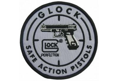 GLOCK PISTOL SHOOTING SPORT PATCH #02