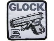 GLOCK PISTOL SHOOTING SPORT PATCH #04