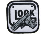 GLOCK PISTOL SHOOTING SPORT PATCH #05