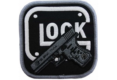 GLOCK PISTOL SHOOTING SPORT PATCH #06