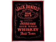 GIANT JACK DANIEL WHISKEY EMBROIDERED PATCH (P3)