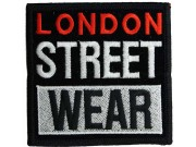 LONDON STREET WEAR PUNK & ROCK PATCH #01