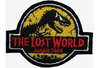 JURASSIC PARK EMBROIDERED PATCH