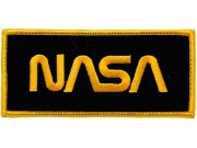 NASA SPACE CENTRE PATCH
