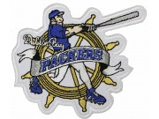 MLB PACKERS BASEBALL EMBROIDERED PATCH #01