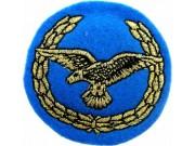 RMAF MALAYSIA AIR FORCE CAP BADGE PATCH