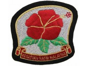 RUGBY MALAYSIA UNION EMBROIDERED PATCH #02