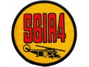 RMAF AIR FORCE S-61A-4 PYTHON HELICOPTER PATCH