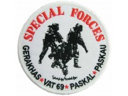 MALAYSIA ARMY SPECIAL FORCES PASKAL PATCH #4b