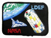 1990 STS-32 Columbia-9 SPACE FLIGHTS PATCH
