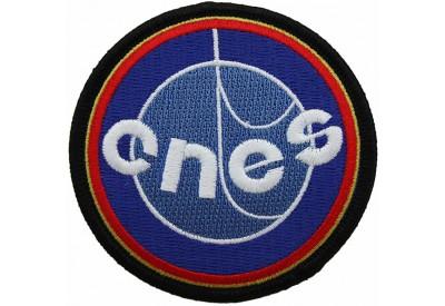 1988 USSR RUSSIA SPACE FLIGHT SOYUZ TM-7 PATCH #2