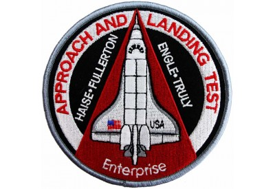 ENTERPRISE SPACE PROGRAM PATCH