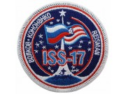 INTERNATIONAL SPACE STATION EXPEDITION 17 PATCH #2
