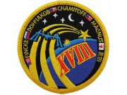 INTERNATIONAL SPACE STATION EXPEDITION 18 PATCH #2
