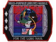 2010 USA NASA SPACE FLIGHT STS-131 PATCH #01
