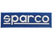 SPARCO RACING SPORT IRON ON EMBROIDERED PATCH #05