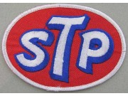 STP RACING MOTORSPORT EMBROIDERED PATCH #02