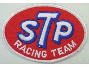 STP RACING MOTORSPORT EMBROIDERED PATCH #03