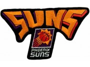 NBA PHOENIX SUNS BASKETBALL EMBROIDERED PATCH #03