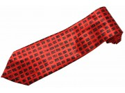 LUCK BLESSING TIE NOVELTY CHINESE NECKTIE #01
