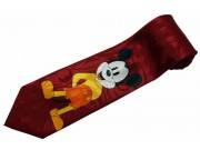 MICKEY MOUSE TIE CARTOON NOVELTY NECKTIE #02