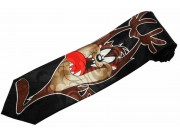 TAZ LOONEY TUNES CARTOON TIE NOVELTY NECKTIE #01