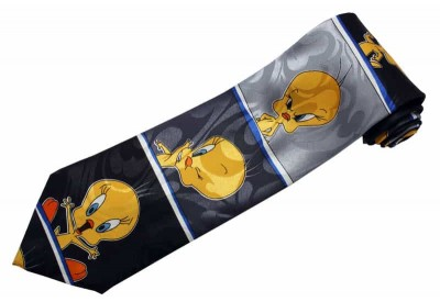 TWEETY BIRD LOONEY TUNES TIE NOVELTY NECKTIE #02