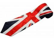 UNITED KINGDOM TIE GREAT BRITAIN FLAG NECKTIE #02