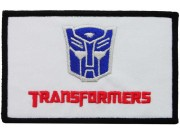TRANSFORMERS COMIC EMBROIDERED PATCH #04